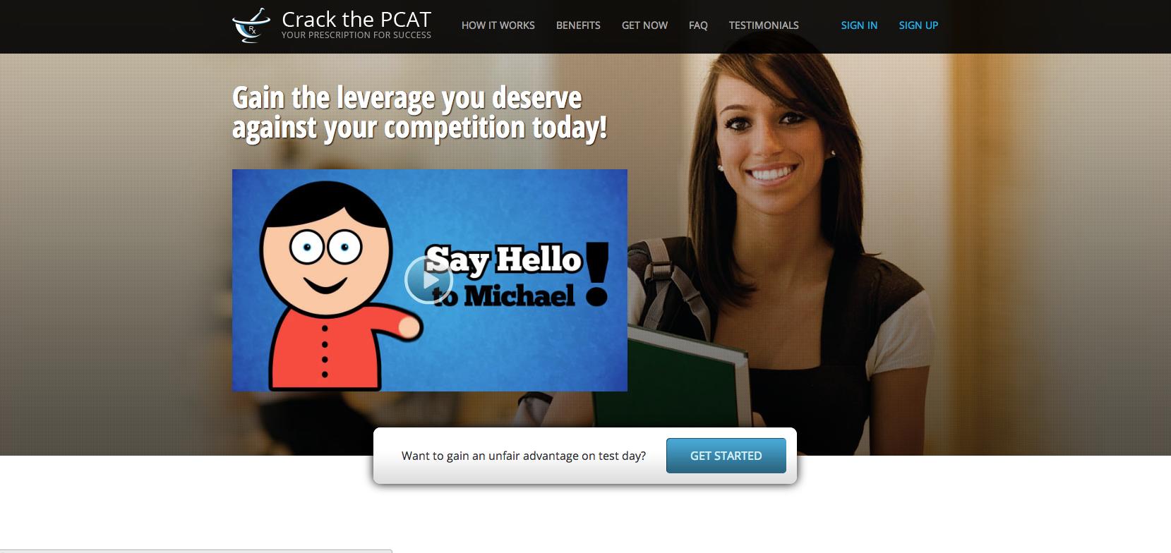 Best way to study pcat