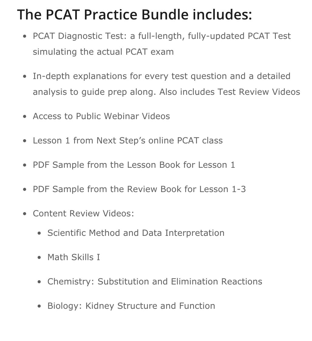 Collins study pdf guide pcat dr